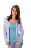 καλή γυναίκα brunette Στοκ φωτογραφίες με δικαίωμα ελεύθερης χρήσης