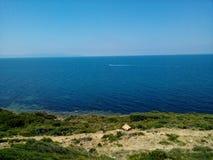Καλή θάλασσα Στοκ φωτογραφίες με δικαίωμα ελεύθερης χρήσης