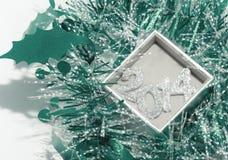 Καλή χρονιά 2014 Στοκ εικόνα με δικαίωμα ελεύθερης χρήσης