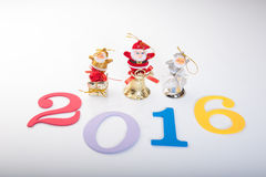 Καλή χρονιά 2016 Στοκ φωτογραφίες με δικαίωμα ελεύθερης χρήσης