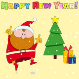 καλή χρονιά ελεύθερη απεικόνιση δικαιώματος