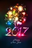 Καλή χρονιά 2107 Στοκ φωτογραφίες με δικαίωμα ελεύθερης χρήσης
