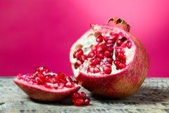Καλαίσθητος γρανάτης φρούτων Στοκ Φωτογραφία