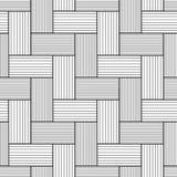 Καλαθοπλεκτική Birchbark Στοκ εικόνες με δικαίωμα ελεύθερης χρήσης