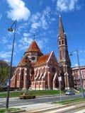 καλβινιστής εκκλησία τη&s Στοκ Εικόνες