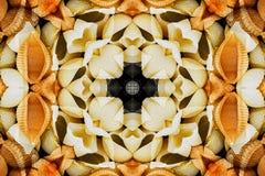 Καλειδοσκόπιο με όμορφο διακοσμητικό του χρώματος στοκ εικόνες