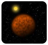 Καλημέρα Άρης Στοκ εικόνα με δικαίωμα ελεύθερης χρήσης