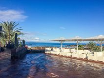 Καλημέρα Tenerife!!! Στοκ φωτογραφία με δικαίωμα ελεύθερης χρήσης