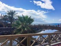 Καλημέρα Tenerife!!! Στοκ Φωτογραφίες