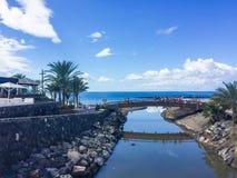 Καλημέρα Tenerife Στοκ Φωτογραφίες