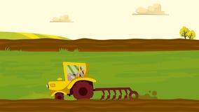 καλλιέργεια γεωργίας Αγροτουρισμός _ τοπίο αγροτικό Στοκ Εικόνες