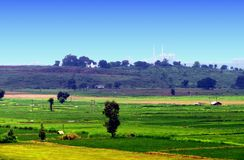 καλλιεργήσιμο έδαφος στοκ εικόνες με δικαίωμα ελεύθερης χρήσης