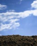 καλλιεργήσιμο έδαφος Στοκ φωτογραφία με δικαίωμα ελεύθερης χρήσης
