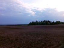 καλλιεργήσιμο γήινο καλό έδαφος ανασκόπησης που οργώνεται Στοκ φωτογραφία με δικαίωμα ελεύθερης χρήσης