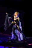 Καλλιτέχνης τσίρκων Στοκ εικόνα με δικαίωμα ελεύθερης χρήσης
