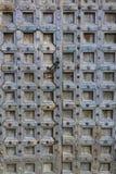 καλλιτεχνική πόρτα Στοκ Εικόνες