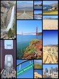 Καλιφόρνια ΗΠΑ Στοκ φωτογραφία με δικαίωμα ελεύθερης χρήσης
