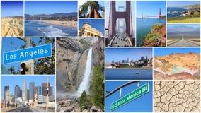 Καλιφόρνια Στοκ εικόνα με δικαίωμα ελεύθερης χρήσης
