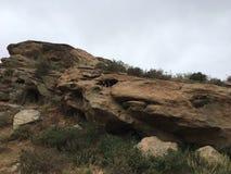 Καλιφόρνια Rocklands Στοκ φωτογραφία με δικαίωμα ελεύθερης χρήσης