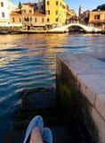 καλοκαίρι Βενετία Στοκ Εικόνες