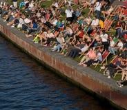 Καλοκαίρι Βερολίνο Στοκ εικόνες με δικαίωμα ελεύθερης χρήσης