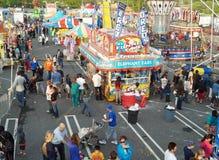 Καλοκαίρι καρναβάλι Στοκ εικόνες με δικαίωμα ελεύθερης χρήσης