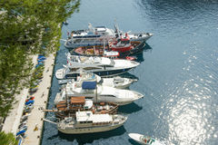 καλοκαίρι Νίκαια Στοκ εικόνα με δικαίωμα ελεύθερης χρήσης