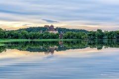 καλοκαίρι παλατιών του Π& Στοκ εικόνες με δικαίωμα ελεύθερης χρήσης