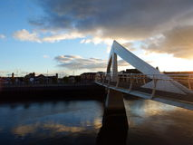 Καλοκαίρι πόλεων Στοκ εικόνα με δικαίωμα ελεύθερης χρήσης