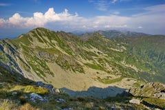 Καλοκαίρι σε δυτικό Tatras, Σλοβακία Στοκ Φωτογραφία