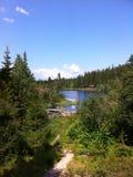 Καλοκαίρι στα βουνά στοκ φωτογραφίες με δικαίωμα ελεύθερης χρήσης