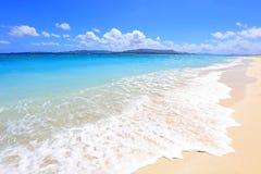 Καλοκαίρι στην παραλία Στοκ εικόνα με δικαίωμα ελεύθερης χρήσης