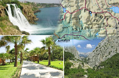 Καλοκαίρι στην Τουρκία, Antalya Στοκ Εικόνα