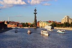 Καλοκαίρι στη Μόσχα Στοκ φωτογραφίες με δικαίωμα ελεύθερης χρήσης