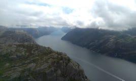 καλοκαίρι της Νορβηγίας Στοκ Εικόνα