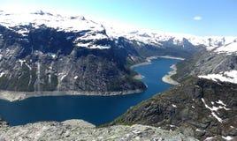 καλοκαίρι της Νορβηγίας Στοκ εικόνες με δικαίωμα ελεύθερης χρήσης