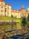 Καλοκαίρι της Πράγας Στοκ εικόνα με δικαίωμα ελεύθερης χρήσης