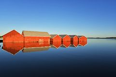 καλοκαίρι της Φινλανδία&sig Στοκ εικόνα με δικαίωμα ελεύθερης χρήσης