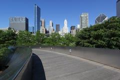 καλοκαίρι του Σικάγου Στοκ Εικόνα
