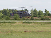 Κα-226 ρωσική Πολεμική Αεροπορία Στοκ Φωτογραφίες