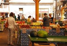 Καλυμμένη αγορά στο Σαράγεβο Στοκ Φωτογραφίες