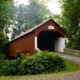 Καλυμμένη γέφυρα Στοκ Εικόνες