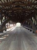 Καλυμμένη συλλογή γεφυρών Στοκ φωτογραφία με δικαίωμα ελεύθερης χρήσης