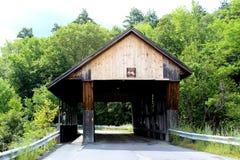 Καλυμμένη Hill γέφυρα Packard στοκ εικόνα