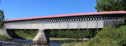 Καλυμμένη mcVetty-McKenzie γέφυρα Στοκ Φωτογραφία