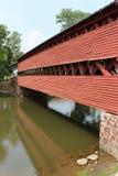 Καλυμμένη Sachs γέφυρα Στοκ Φωτογραφία