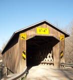 καλυμμένος γέφυρα δρόμος στοκ φωτογραφίες με δικαίωμα ελεύθερης χρήσης