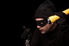 καλυμμένος κλέφτης Στοκ φωτογραφία με δικαίωμα ελεύθερης χρήσης