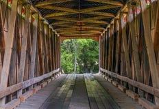 Καλυμμένο ο James εσωτερικό γεφυρών Στοκ Εικόνες