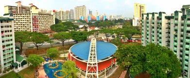 Καλυμμένο plaza, Toa Payoh, Σιγκαπούρη Στοκ Φωτογραφίες